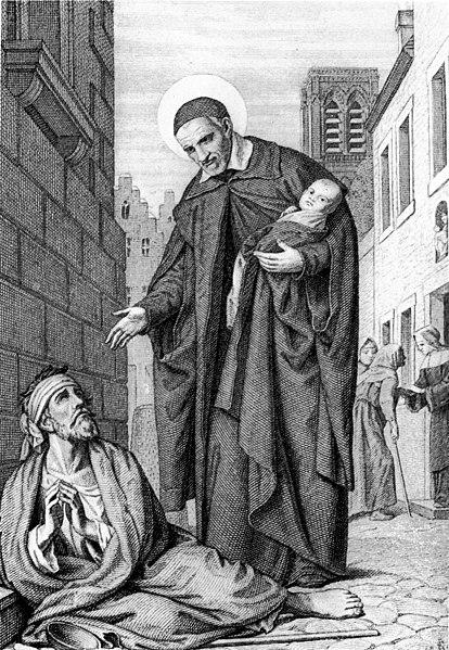 File:St Vincent de Paul Wellcome M0012880.jpg
