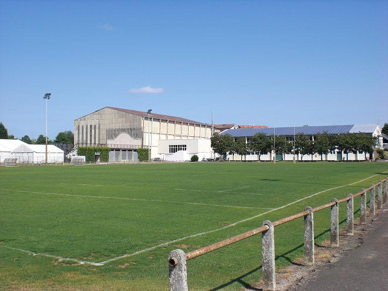 Training ground of Stade Maurice Boyau.