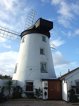 Staining Windmill - geograph.org.uk - 653908.jpg