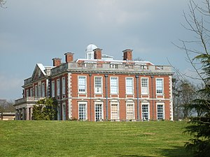 Stansted Park - Stansted House
