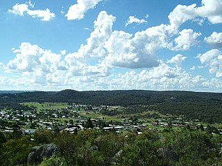 Stanthorpe, Queensland Town in Queensland, Australia
