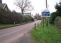 Starston village sign on The Street - geograph.org.uk - 1592935.jpg