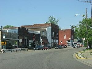 Lyons, Indiana - Downtown Lyons
