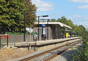 Doetinchem De Huet railway station
