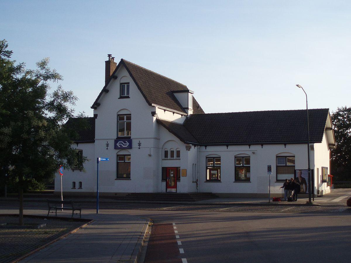 Cuijk Railway Station Wikipedia