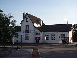 Cuijk railway station - Image: Stationcuijk