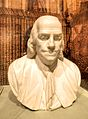 Statue of Ben Franklin, Second Bank of the United States, Philadelphia.jpg