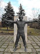 Statue of György Dózsa Nagylak