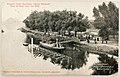 Steamboat Queen Elizabeth sunk at Kew Pier, 5 September 1904 (7973549578).jpg