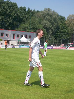 Stefan de Vrij - De Vrij training with Feyenoord in June 2010