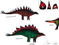 Stegosauridae Trinity.jpg