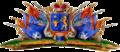 Stema Moldovei in timpul domniei lui Mihai Sturdza.png