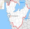 Stenungsund Municipality in Västra Götaland County.png