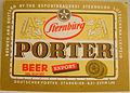 Sternburg Porter Etikett der Sternburger Exportbierbrauerei.jpg