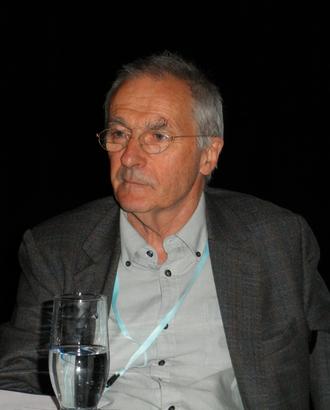 Steve Jones (biologist) - Steve Jones in 2012
