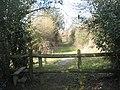 Stile on the Tunbridge Wells Circular Path near Top Hill Farm - geograph.org.uk - 1735701.jpg