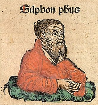 Stilpo - Image: Stilpo Nuremberg Chronicle