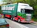 Stobart truck in Bristol, 2 April 2012.jpg
