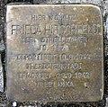 Stolperstein Deidesheimer Str 12 (Wilmd) Frieda Hirschfeld.jpg