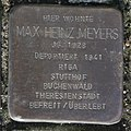 Stolperstein Dufkampstraße 33 Stadtlohn Max Hans Meyers.jpg
