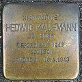 Stolperstein Geldern Hartstraße 02 Hedwig Kaufmann.jpg