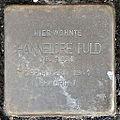 Stolperstein Hannelore Fuld (Korngasse 11 Butzbach).jpg