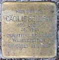 Stolperstein Konstanzer Str 6 (Wilmd) Cäcilie Feibisch.jpg