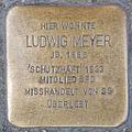 Stolperstein Ludwig Meyer by 2eight 3SC1441.jpg