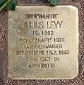 Stolperstein Seesener Str 50 (Halsee) Julius Levy.jpg