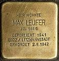 Stolpersteine Köln, Max Leufer (Venloer Straße 272).jpg