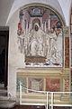 Storie di s. benedetto, 00 sodoma - benedetto che dà la regola ai fondatori di monte oliveto 01.JPG