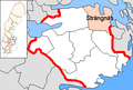 Strängnäs Municipality in Södermanland County.png