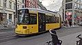Straßenbahn Berlin M4 1245 Hackescher Markt 1912091448.jpg