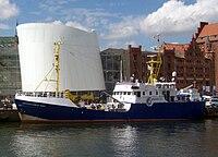 Stralsund, buque de investigación Profesor Albrecht Penck (2008-07-12) .JPG