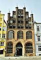 Stralsund, Germany, Wulflamhaus.jpg