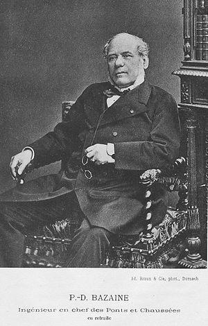 Adolphe Bazaine-Vasseur - Pierre-Dominique Bazaine (1809-1893)