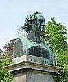 Strasbourg-Buste de Goethe.jpg