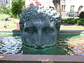 Strasbourg - Fontaine de Janus par Tomi Ungerer 2.jpg