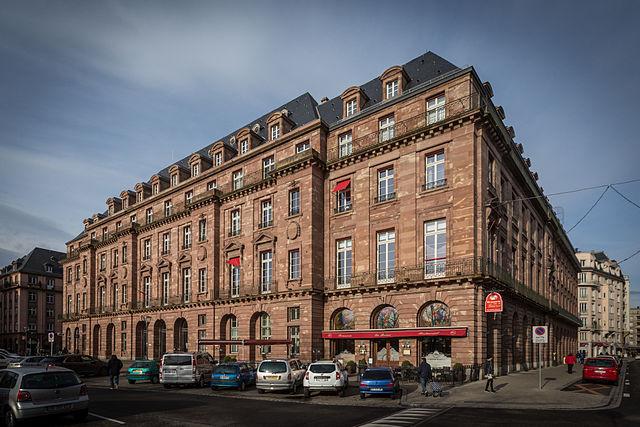 Fichier strasbourg salle de la bourse janvier 2015 for Salon de la gastronomie strasbourg