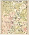 100px straube plan der stadt spandau 1912