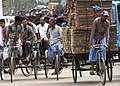 Street Scene outside Old City - Dhaka - Bangladesh - 01 (12850826164).jpg