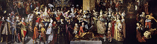 La Décollation de saint Jean-Baptiste et le Banquet d'Hérode