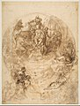 Studies for a Circular Composition of Diana and Her Nymphs Bathing (recto); Studies for the Same Composition (verso) MET DP812243.jpg