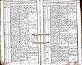 Subačiaus RKB 1832-1838 krikšto metrikų knyga 132.jpg