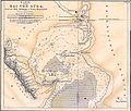 Suez Bay, Egypt (Justus Perthes' Geographische Anstalt, 1856).jpg