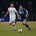 Suisse vs Argentine - Granit Xhaka & Lionel Messi.jpg