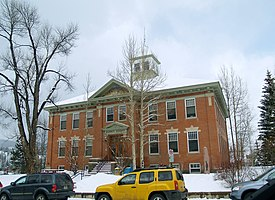 Summit County court house in Colorado.jpg