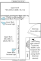 Superliner II Sleeper car Family Room dimensions.png