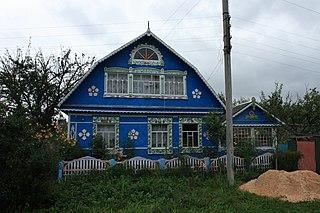 Suzemka Urban locality in Bryansk Oblast, Russia