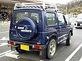Suzuki Jimny Landventure (V-JA11V) rear.jpg